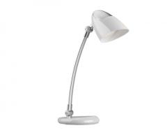 欧普照明 LED台灯  触控四档调光暖白光白色 货号100.X1222