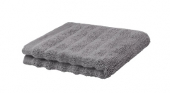 宜家 FLODALEN 福鲁朵恩 小方巾 30厘米x30厘米 灰色