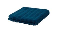 宜家 FLODALEN 福鲁朵恩 小方巾 30厘米x30厘米 深蓝色