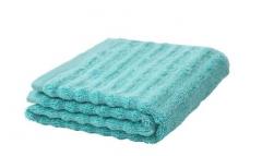 宜家 FLODALEN 福鲁朵恩 毛巾 40厘米x70厘米 天蓝色