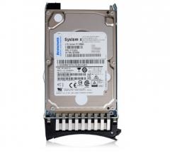 联想(Lenovo) IBM 12G SAS 2.5服务器硬盘(System M5 X6适用) 2TB 7.2K 12GSAS(00NA496 )货号100.SQ1046