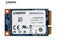 金士顿(Kingston)MS200系列 120GB MSATA 固态硬盘 货号100.SQ1049