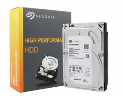 希捷(Seagate)3TB ST3000VX006 监控级硬盘 3.5 SATA 接口 货号100.SQ1062