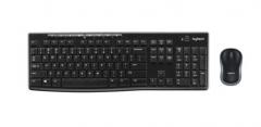 罗技(Logitech)MK270 无线光电键鼠套装  PJ.046