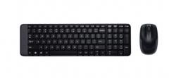 罗技(Logitech)MK220 无线键鼠套装 无线鼠标无线键盘套装 安静键入PJ.056