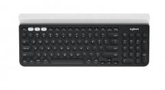罗技(Logitech) K780 多设备无线蓝牙键盘 优联电脑办公无线键盘 PJ.061