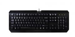 双飞燕(A4TECH)K-100 USB防水键盘 有线办公键盘 货号100.SQ1108