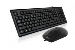 双飞燕(A4TECH) KR-8572NU 有线键盘鼠标套装 PJ.085