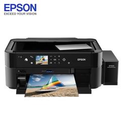 爱普生/Epson 墨仓式打印机一体机 L850彩色     货号100.yt414