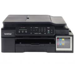 兄弟(brother)MFC-T800W 喷墨 黑白打印机 打印/复印/扫描/传真    货号100.yt416