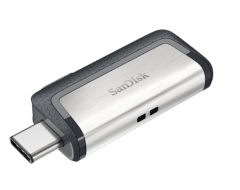 闪迪(SanDisk)至尊高速Type-C 128GB USB 3.1双接口OTG U盘 货号100.SQ1254