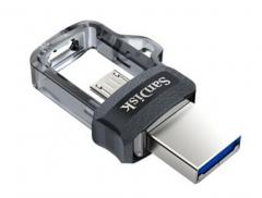 闪迪(SanDisk) SanDisk手机U盘SDDD3-016G-Z46读速130M/S高速OTG两用车载电脑优盘 16G 货号100.SQ1255