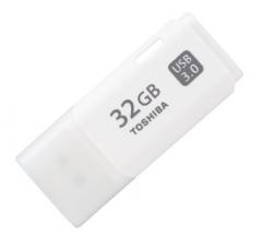 东芝(TOSHIBA)THN-U301W0320C4隼闪系列USB3.0 U盘 32G 白色 货号100.SQ1310