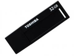 东芝(TOSHIBA) 标闪系列 U盘 32G 黑色 USB3.0 货号100.SQ1314