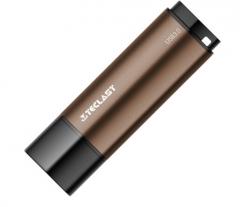 台电(Teclast) 骑士 U盘 128G USB3.0 咖啡色 货号100.SQ1317