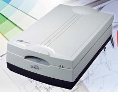 中晶Microtek A3幅面专业影像级扫描仪 含透扫 G10000 货号100.ZJ221