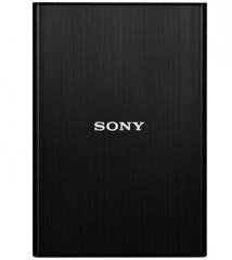 索尼(SONY)HD-SL1/B 1TB 12毫米超薄移动硬盘(黑)货号100.SQ1416 黑色