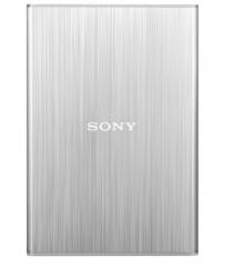 索尼(SONY)HD-SL1/B 1TB 12毫米超薄移动硬盘(银)货号100.SQ1416 银色