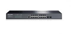 TP-LINK TL-SG5218 16口全千兆三层网管型交换机2SFP口VLAN QoS策略 货号100.S1567