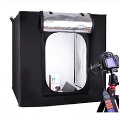 锐玛(EIRMAI)YA60 LED迷你柔光箱  60CM可调光版 货号100.CH720