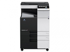 柯尼卡美能达A3彩色数码复印机Bizhub C308(复印/打印/彩色扫描/互联网传真)货号100.CH2083