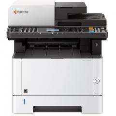 非现货7日达  京瓷(kyocera)M2635dn 黑白激光一体机(打印 复印 扫描 传真 35页/分钟)货号160.JC-Q