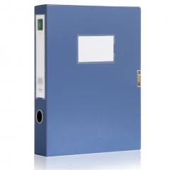 得力 5623 档案盒 12个/箱(单位:只) 黑/蓝 货号160.DL-S 黑