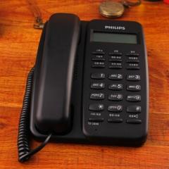 现货次日达 飞利浦电话机TD-2808单位5台 /货号160.FLP-Q