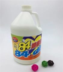 现货隔日达 净万家 84消毒液 4桶/箱 单桶 (现货次日达)货号160.JWJ-Q