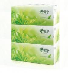 现货次日达  心相印抽纸 茶语系列 盒抽面巾纸*3盒 (5提/组)  货号160.CZ-L