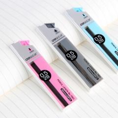 现货隔日达 得力 7003 自动铅笔芯 0.5mm (30盒/组)货号160.DL-Q