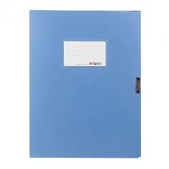 现货隔日达 晨光 ADM95289  A4  50mm 蓝色办公档案盒(12个/箱) 货号160.CG-Q