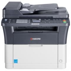 现货隔日达 京瓷 FS-1125MFP 激光一体机 (打印 复印 扫描 传真)货号160.JC-Q
