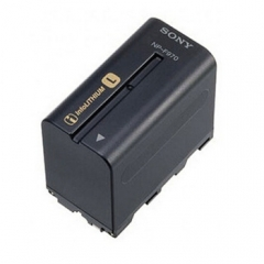 索尼 SONY 摄像机电池 NP- F970 原装锂电池 ZX.134