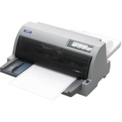 现货隔日达 爱普生 LQ-690K 平推式针式打印机 货号160.APS-Q