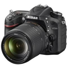 尼康 D7200 单反相机 机身+镜头 套机(18-140mm f/3.5-5.6G ED VR)货号160.NK-Q