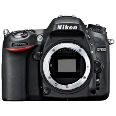 尼康 (Nikon) D7100 单反机身 货号160.NK-Q