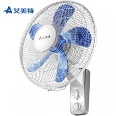 艾美特 FW-4035T2 电风扇 壁扇 五叶静音 3档风量  货号160.Q
