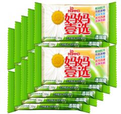 妈妈壹选 肥皂 透明皂 102g*10 (10块装/包,10包/组)货号160.Q