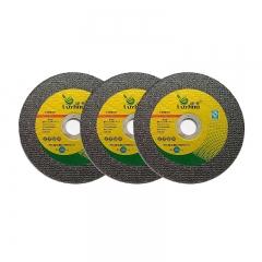 WG绿洲牌双网不锈钢切割片树脂砂轮片金属超薄磨片 105x2x16