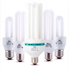 WG佛山照明2U/3U/4U电子节能灯 2U/5W
