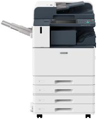 富士施乐 Docucentre-VI C3370CPS   4Tray  彩色数码复合机(货号170.XRF)