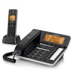 ★现货隔日达★摩托罗拉录音电话C7501RC(子母机) (货号170.S)
