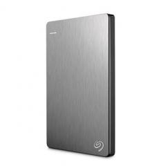 ★现货隔日达★希捷Backup Plus睿品 2TB/USB3.0/2.5英寸/皓月银 移动硬盘套装(货号170.QT)