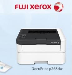 ★现货隔日达★富士施乐  激光打印机 DocuPrint P268 d(货号170.XR)