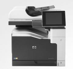 惠普HP  MFP M775DN 彩色数码多功能一体机 原厂自带一年上门 含安装  货号100.S886