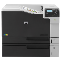 HP COLOR  M750DN 彩色激光打印机  三年下一个工作日上门 含安装  货号100.S894