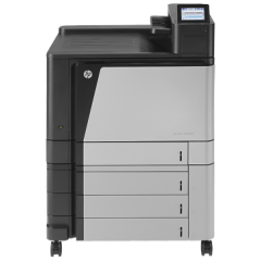 HP COLOR  M855XH 彩色A3激光打印机 三年上门 含安装  货号100.S895