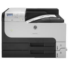HP M712DN 黑白激光A3打印机 三年保修服务 含安装  货号100.S900