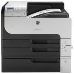 HP M712xh 黑白激光A3打印机 三年保修服务含安装  货号100.S901